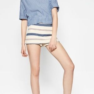 Zara Striped Skort